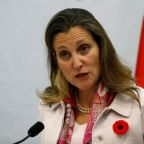 Canada welcomes U.S. sanctions on Saudis, says considering similar action