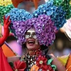 In pictures: Thousands attend LGBT Mardi Gras in Sydney