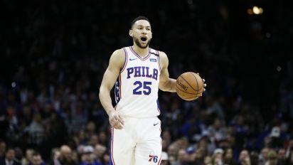 Report: Ben Simmons has nerve problem in back
