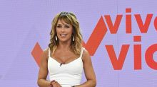 Emma García, presentadora de 'Viva la viva', guarda un pasado poco amistoso con Alfonso Merlos