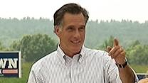 Mitt Romney Backs Scott Brown for New Hampshire Senate Race