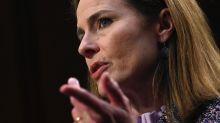 Democratic senators make final pitch to slow Amy Coney Barrett confirmation hearing