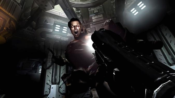 'Doom 3 VR Edition' for PlayStation 4