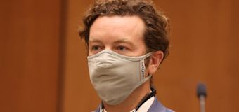 Danny Masterson appears in court on rape charges