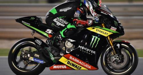 Moto - Moto GP - GP du Qatar - En tête du Grand Prix du Qatar, Johann Zarco chute et abandonne