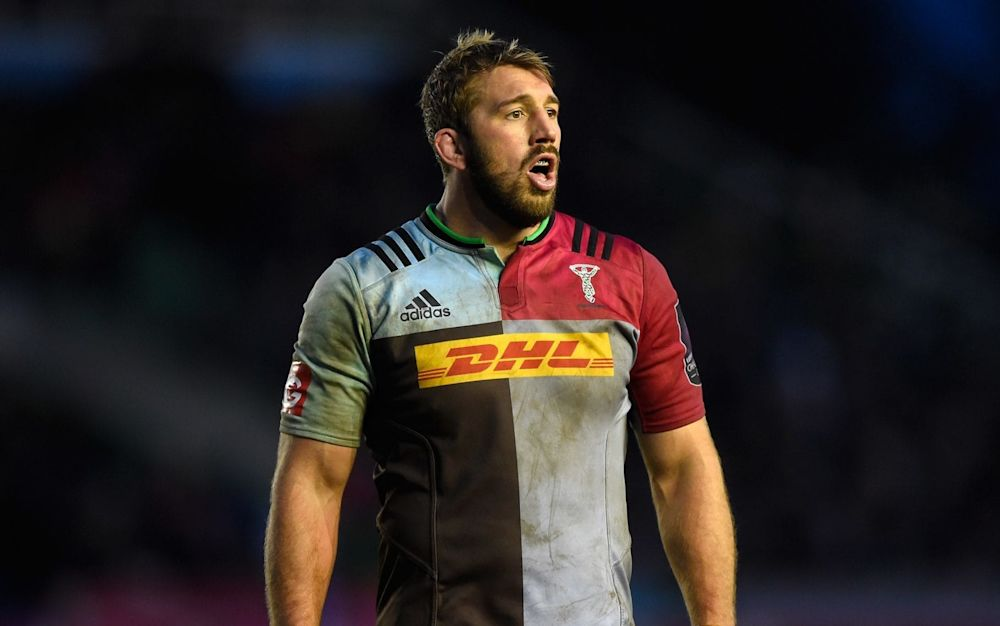 Chris Robshaw is preparing to return from a lengthy injury lay-off - Getty Images Europe