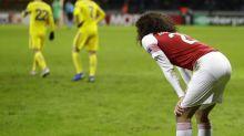 Arsenal stunned by Borisov in Europa League, Chelsea wins