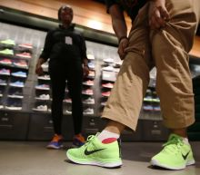 Nike swings back to a quarterly profit as digital sales surge 82%