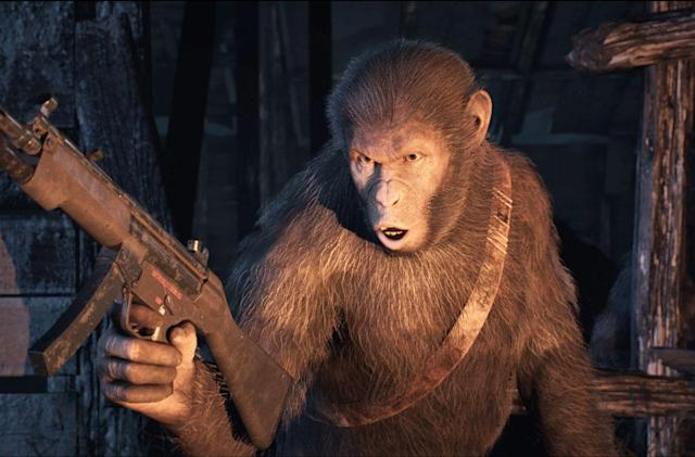 'Planet of the Apes: Last Frontier' multiplayer will test friendships