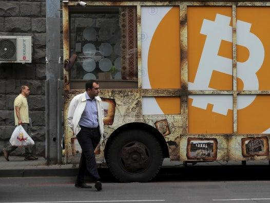 A mystery person just moved $1 billion worth of bitcoin and no one knows why