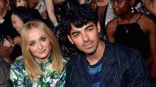 Sophie Turner and Joe Jonas marry in Las Vegas, as Diplo livestreams the ceremony on Instagram