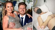 MAFS' Bryce and Melissa share first glimpse of twins in ultrasound