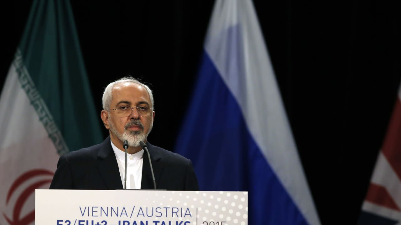 Iran rejects nuclear talks with U.S., for now