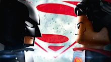 Lego Gets in on the 'Batman v Superman' Action