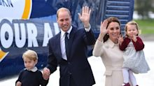 Pregnant Kate shows no sign of slowing down royal duties