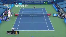 Bei Corona-Comeback: Zverev verliert gegen Murray