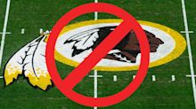 The Rush:Washington's NFL team retires name and logo, faces roadblocks securing new ones
