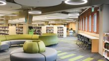 Closed since 2016, Kingston's main library reopens today