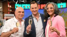 'The Chew' Hosts Say Emotional Goodbye in Finale: 'This Has Been a Joy Every Day'