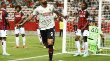 Foot - ITA - Milan - Olivier Giroud (AC Milan) brisera-t-il la malédiction du numéro9?