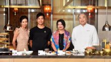 Waldorf Astoria Hotels & Resorts Presents Creative French Menu Inspired by Chinese Imperial Cuisine