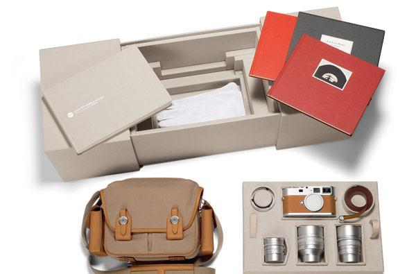 Leica teases our wallets with $50,000 Edition Hermès M9-P, $1,000 scarf sold separately