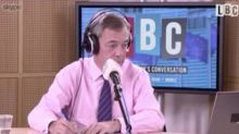 Don't panic! Embattled Nigel Farage told to calm down over Brexit concerns