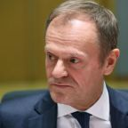 EU's Tusk sees short Brexit delay if UK backs divorce deal