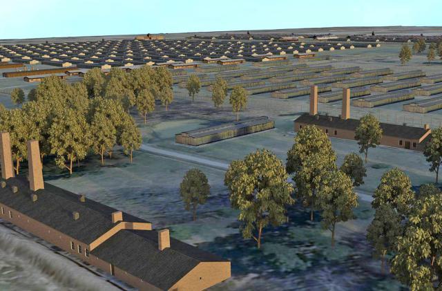 VR model of Auschwitz helps convict Nazi war criminal
