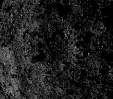 NASA's asteroid probe snapped its closest photo yet of space rock Bennu