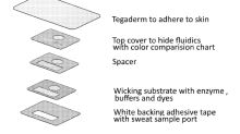 Medtronic seeks to patent color-changing skin patch to measure glucose in sweat