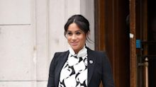 Bloomingdale's Has Dressed a Mannequin Just Like Meghan Markle