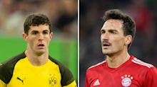 Gossip: Chelsea 'bid for Pulisic' and 'given deadline for Hummels'