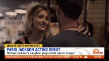 Paris Jackson makes acting debut