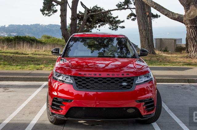 Jaguar Land Rover wants a US ban on VW SUVs for patent infringement