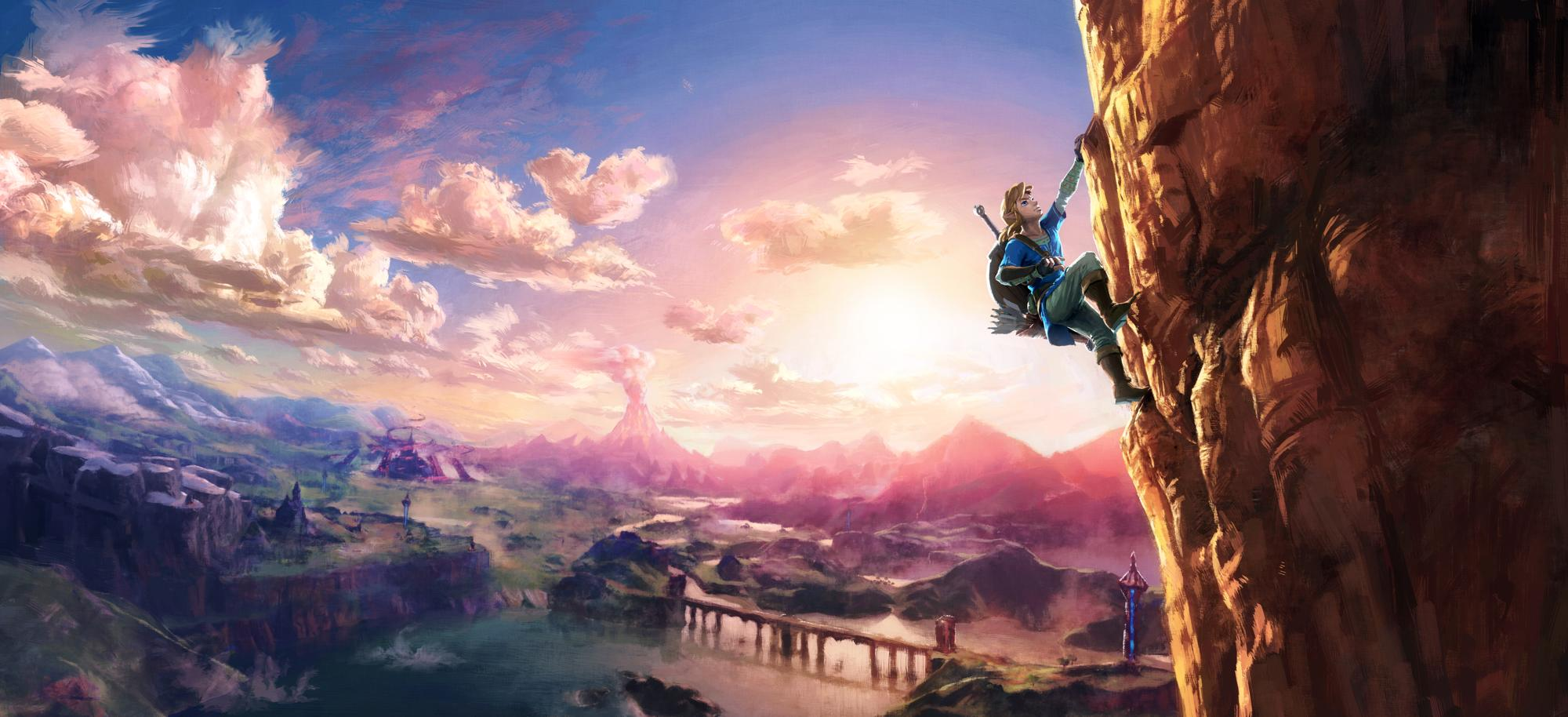 'Breath of the Wild' is the boldest 'Zelda' game in years
