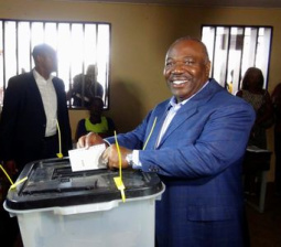 Gabon leader and top rival both claim presidential victory, allege fraud