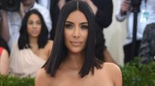Kim Kardashian Says There Hasn't Been 'Any Drama' Since Kylie Jenner and Tyga's 'Easy' Split -- Watch!