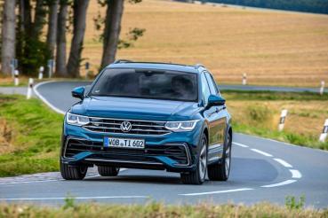 補足性能旗艦與一般車型間的空缺 Volkswagen Tiguan移植Golf GTI動力編成