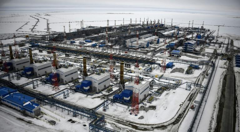 China, Russia launch massive joint gas pipeline
