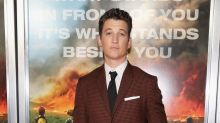 Miles Teller Won't Face Charges After Being Arrested for Public Intoxication
