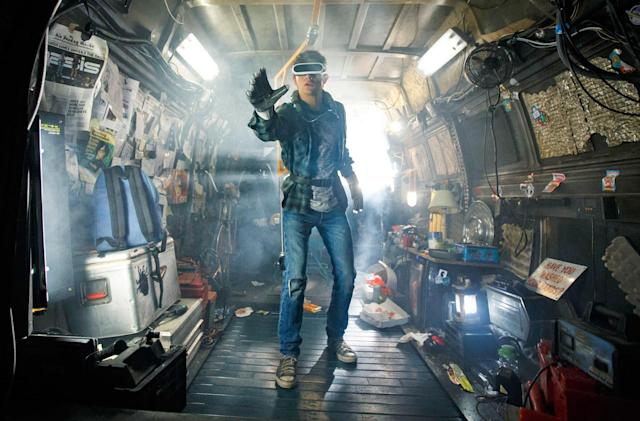 In 'Ready Player One,' the real world doesn't matter