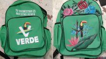 La mochila 'incómoda' que nadie quisiera tener convertida en objeto de arte y deseo