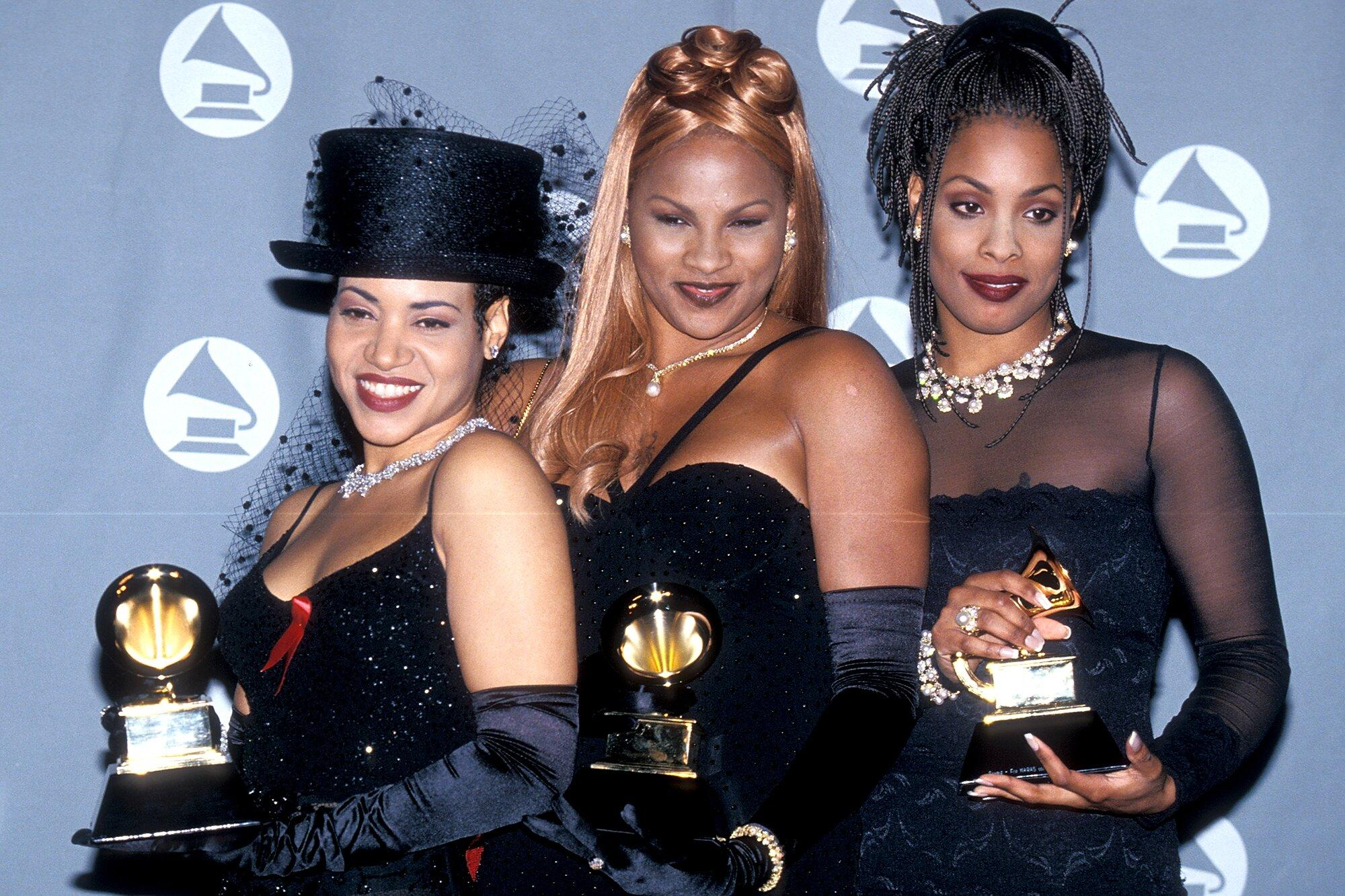 DJ Spinderella disappointed over being 'wrongfully excluded' from Salt-N-Pepa's Lifetime biopic