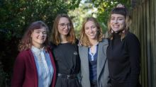 Aussie girls yearning for equal treatment