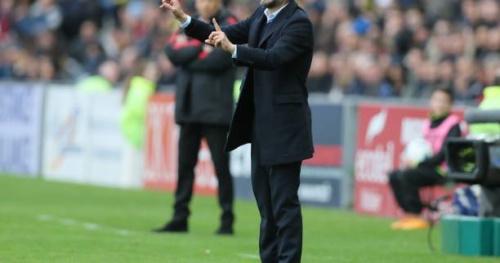 Foot - L1 - FCN - Sergio Conceiçao (entraîneur de Nantes) : «Deux points de perdus»