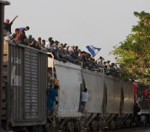 In Mexico, migrants turn to 'The Beast' after highway raids