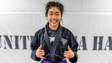 ONE Championship Newcomer Victoria Lee Unveils Walkout Tee
