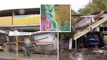 'Rare event': Once in a decade superstorm smashes Australia