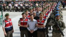 Tense trial opens of alleged Turkey coup ringleaders